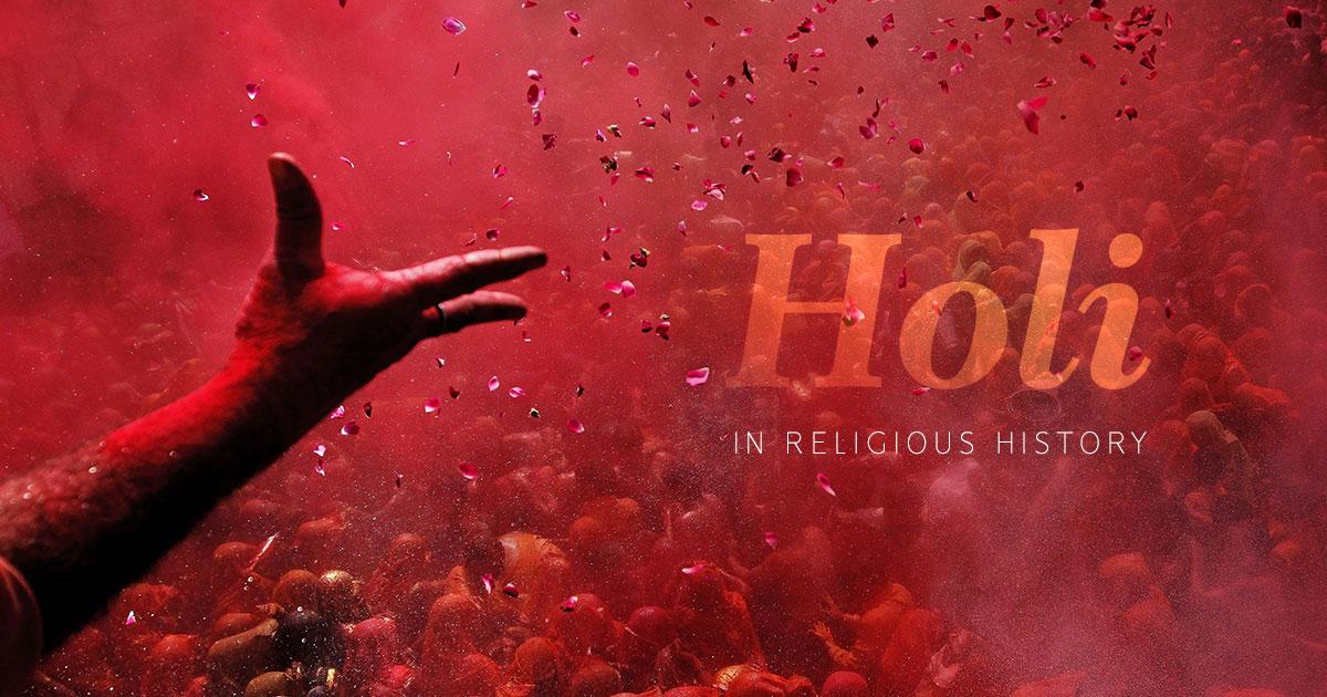 Holi and Urdu