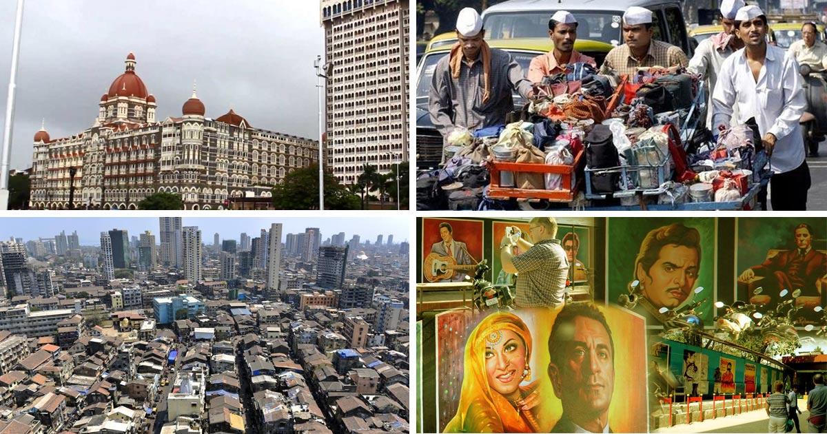 Mumbai city of dreams rekhta blog