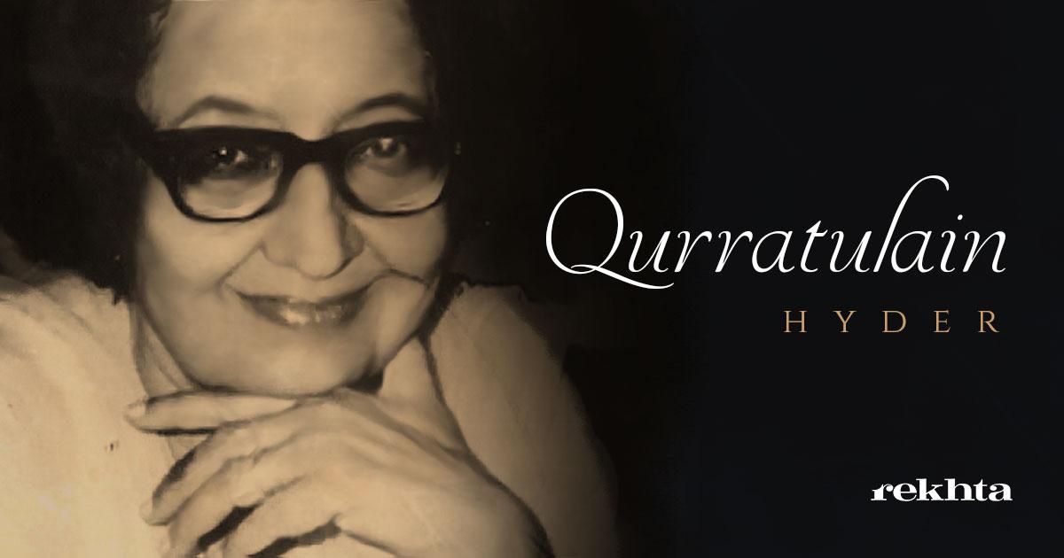 Qurratulain Hyder the best of Urdu Fiction Novelist