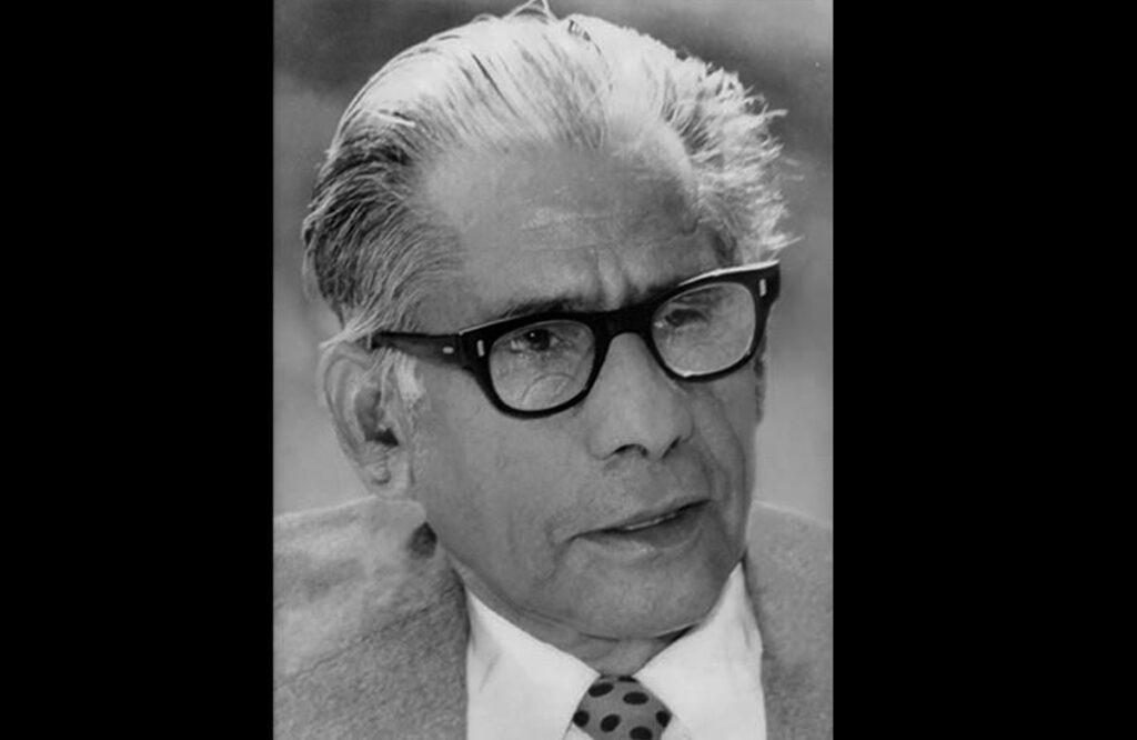 Fikr Taunsvi, Ram Lal Bhatia