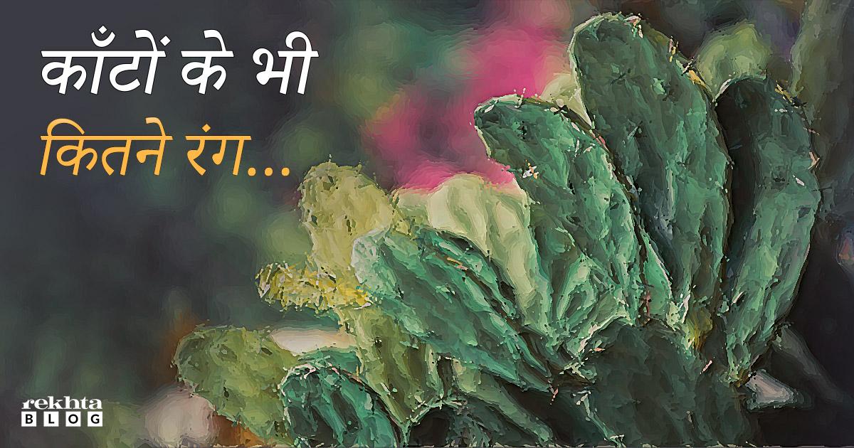 Kaanto Ke Bhi Kitne Rang
