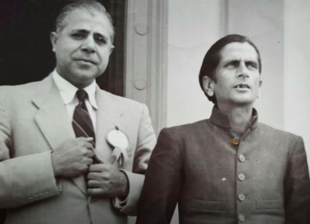 Majaz with Syed Muhammad Jafri