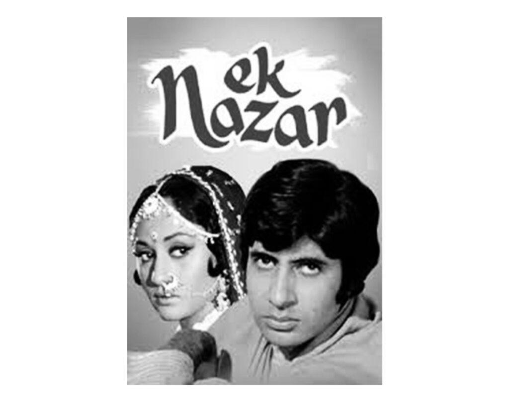 Ek Nazar 1972