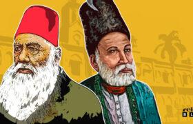 Sir Syed and Ghalib